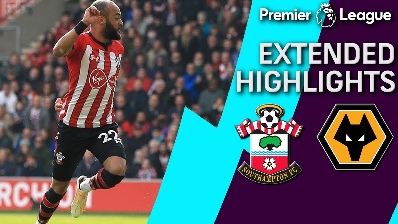 Southampton V Wolves Premier League Extended Highlights