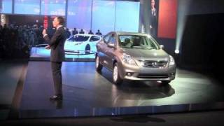 Auto Show Debuts