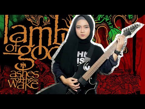 """LAMB OF GOD - """"LAID TO REST"""" 