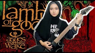 🎵 LAMB OF GOD - LAID TO REST | Guitar Cover by Mel