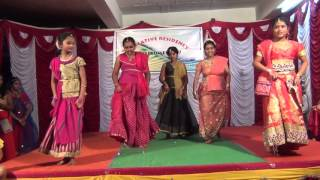 Group Dance - Group 3
