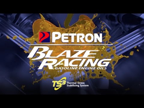 Petron Engine Oil - Blaze Racing