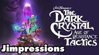 The Dark Crystal: Age Of Resistance Tactics - It's Shit (Jimpressions) (Video Game Video Review)