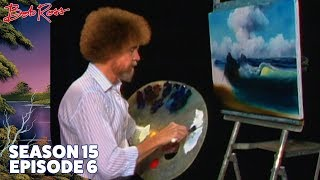 Bob Ross - Waves of Wonder (Season 15 Episode 6)