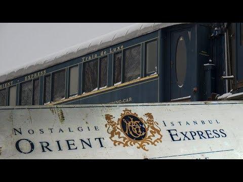 Polski Orient Express - Nostalgia Istambułu - Legenda na polskich torach