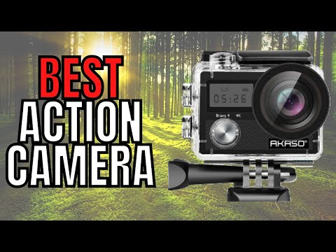 AKASO Brave 4 - 4K Action Camera Review [Unboxing & Setup Guide]
