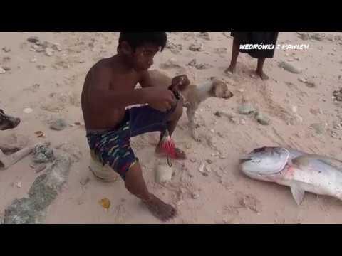 Kiribati. Podróże, Paweł Krzyk, film HD z podróży
