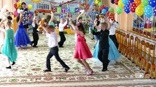 Выпускной утренник в детском саду. 2017