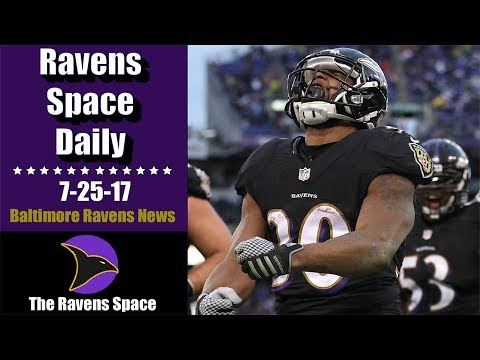 (Fixed) Kenneth Dixon Out For Season!  7-25-17 Baltimore Ravens News