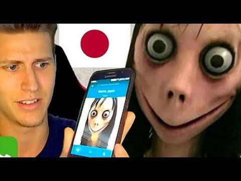 The Terrifying Momo Suicide Challenge Youtube