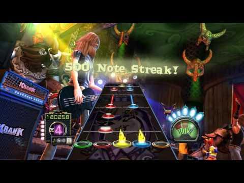 Guitar Hero 3  Cherub Rock Expert100% FC