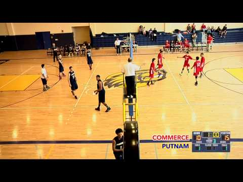 Springfield Spike Attack - Commerce @ Putnam 4-21-2015