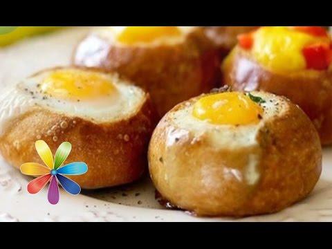 Готовим яйца по-новому!