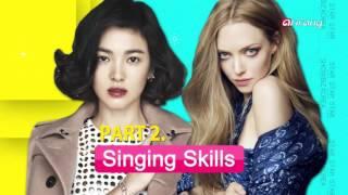 Showbiz Korea _ AMANDA SEYFRIED & SONG HYE-KYO