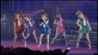 アルバムでは、8人で歌っている曲。「亀井絵里、ジュンジュン、リンリン」3人卒業後...