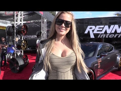 SEMA Car Show in Las Vegas
