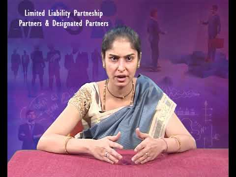 Limited Liability Partnership - Partners and Designated