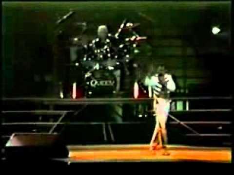 Queen-Radio Ga Ga Live In Vienna 1986