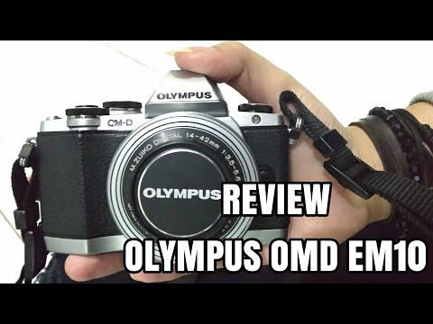 quick Review kamera OLYMPUS omd em10 lengkap