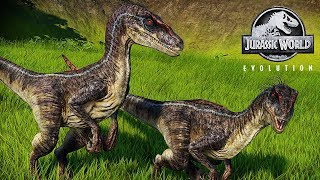 MORE AWESOME FAN-MADE DINOSAURS!   Jurassic World: Evolution Dinosaurs