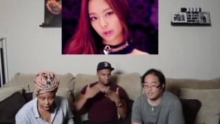 BLACKPINK - WHISTLE Dance Practice + BOOMBAYAH M/V Reaction/Review (Re-uploaded)