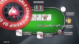 World Championship of Online Poker 2015 (WCOOP) - Event 04 | PokerStars