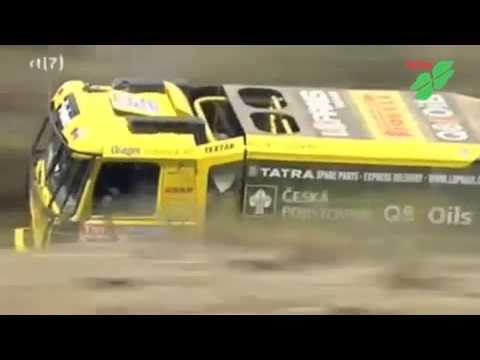 """Dakar Rally 2010: Ginaf Rally Power - """"De eerste drie dagen"""""""