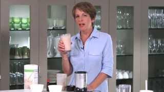 Herbalife - Frullato ananas, carote e formula 1