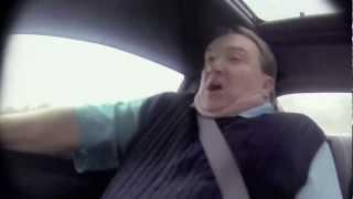 Nascar Yarışçısı Şaka Yaparsa - NASCAR driver Jeff Gordon prank a car salesman - PEPSI MAX
