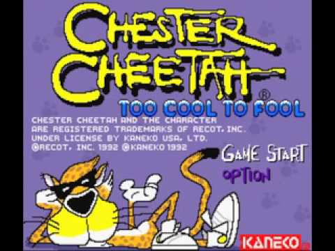 Chester Cheetah: Too Cool To Fool SNES  4 Corners Zoo music
