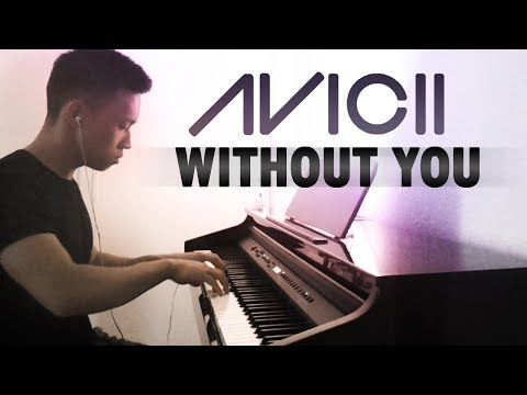 Avicii (ft. Sandro Cavazza) - Without You (piano cover by Ducci)