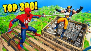 TOP 300 FUNNIEST FAILS IN FORTNITE (Part 3)