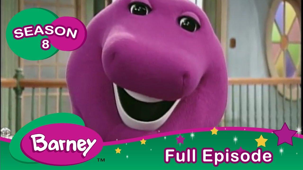 Barney | Who's Your Neighbor? | Full Episode | Season 8