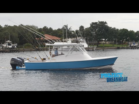 Florida Sportsman Project Dreamboat - Seacraft Perfection, Transformed Classic Bertram