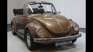 Volkswagen Beetle 1303 LS Cabriolet 1973 -VIDEO- www.ERclassics.com