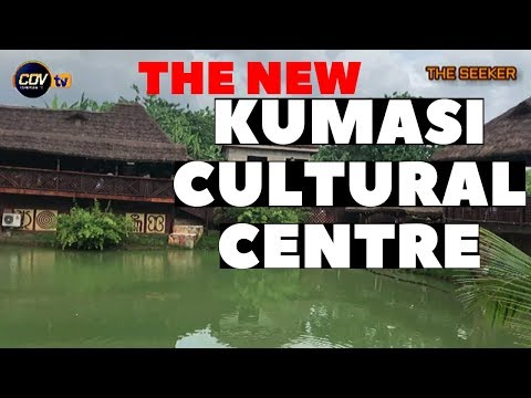 Cultural Centre - Kumasi; Experience the 'Point & Kill Catfish Joint': Enjoy this adventure!