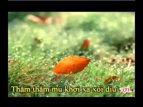 .karaoke.lo chuyen do tinh.hat voi.(tonyhoang)