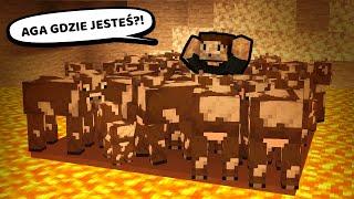 KROWY - Minecraft WULKAN