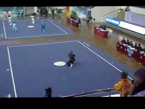 Tang Lang Quan - First Place - Francesco Suriano  5th World Traditional Wushu Championship IWUF