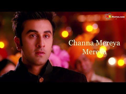 Channa Mereya Whatsapp Status Video | AKStatus.com