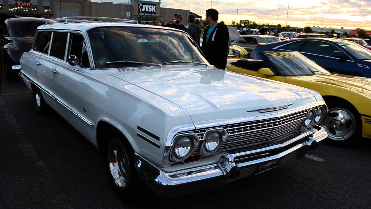 1963 chevy impala station wagon