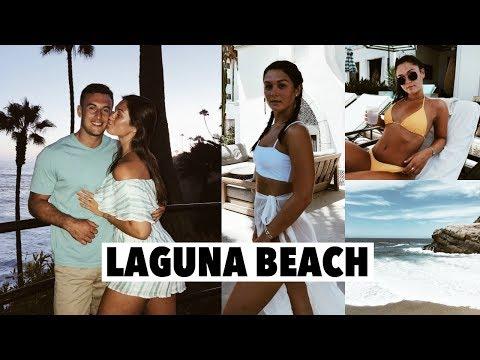 TRAVEL VLOG: LAGUNA BEACH CALIFORNIA