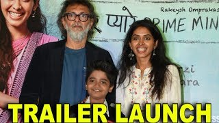 TRAILER LAUNCH OF MERE PYARE PRIME MINISTER WITH RAKEYSH OMPRAKASH MEHRA 01 mpeg2video mpeg2video