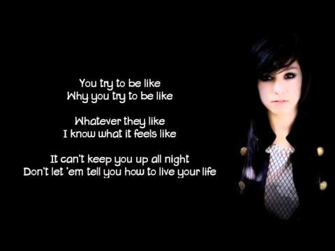 Christina Grimmie Find Me  01