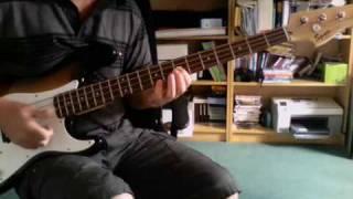 Kajagoogoo - Too Shy (bass line cover)