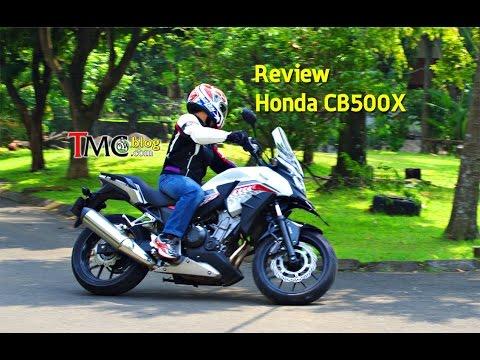 Honda CB500X 2016 Review VLOG TMCBLOG