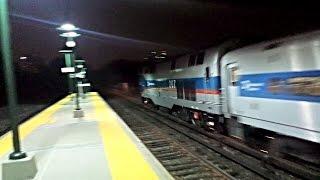 RARE: Diesel leads inbound Metro North