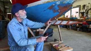 Part 2 - A Quick And Easy Method To Remove Screws - Wooden Boat Repair On A Herreshoff 12 1/2