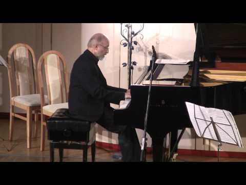 Alexey Lubimov plays IMPROMPTUS by Schubert