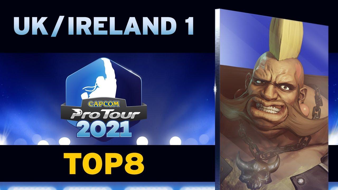 Download Capcom Pro Tour 2021 - United Kingdom & Ireland 1 - Top 8